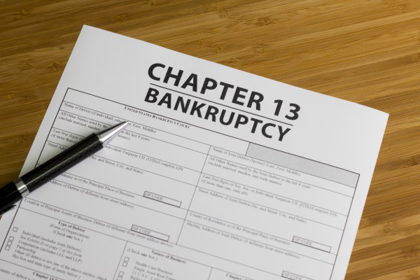 Filing For Chapter 13 Bankruptcy