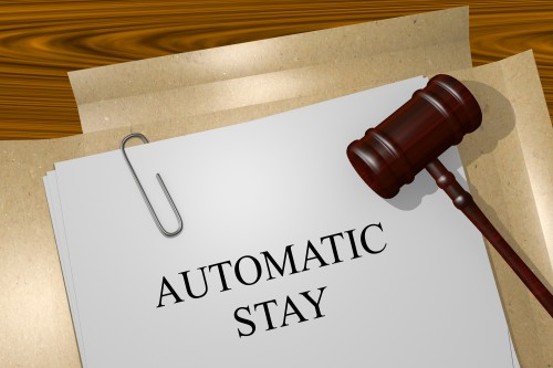 Bankruptcy Basics: An Overview of the Automatic Stay