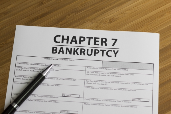 The Ins and Outs of Chapter 7 Bankruptcy