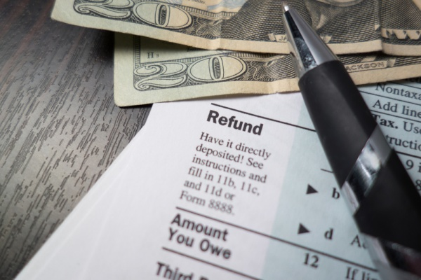 Using Tax Refunds To Pay For Bankruptcy